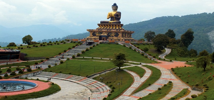 2 Nights Gangtok,  1 Night Silk Route with Namchi Excursion & 2 Nights Darjeeling