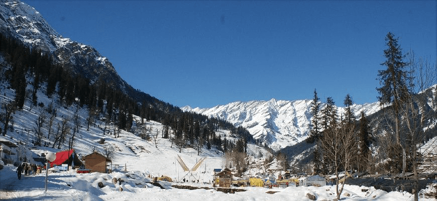 Shimla Manali Volvo Packages | 6N/7D