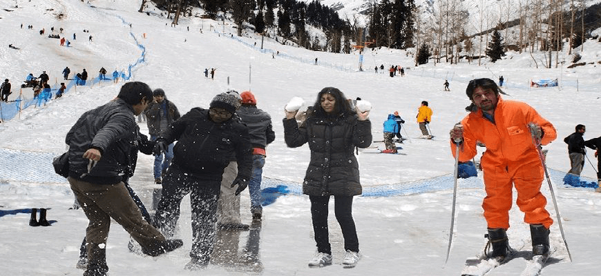 Grand Himachal Car Tour | 8 Nights and 9 Days
