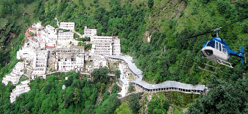 Mata Vaishno LTC Package with Shiv Khori  03 Night 04 Days