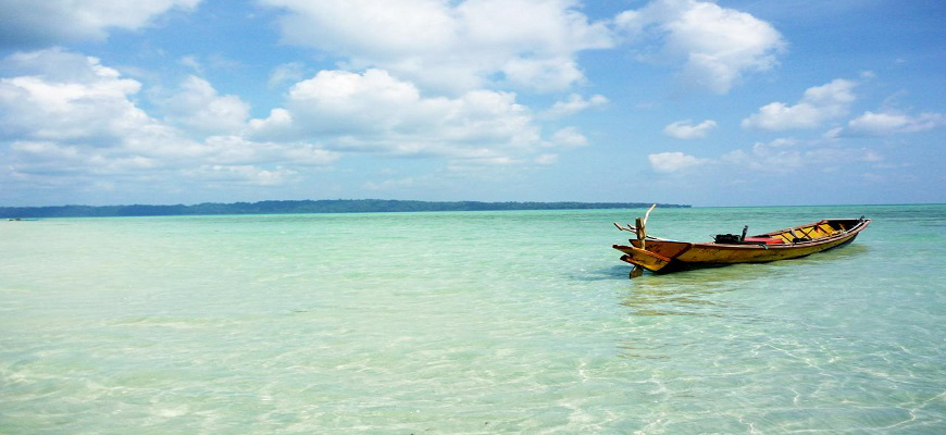 Amazing Andaman 1 Night Chennai / Kolkata + 5 Night Port Blair