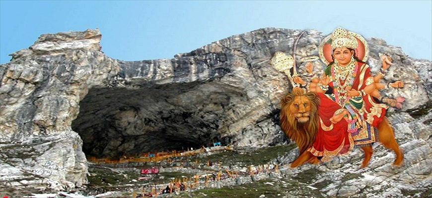 Amarnth Yatra with Mata Vaishno Devi Darshan Via Helicopter